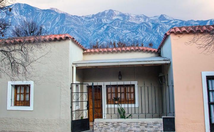 Casa Vista Flores. Valle de Uco. Mendoza.