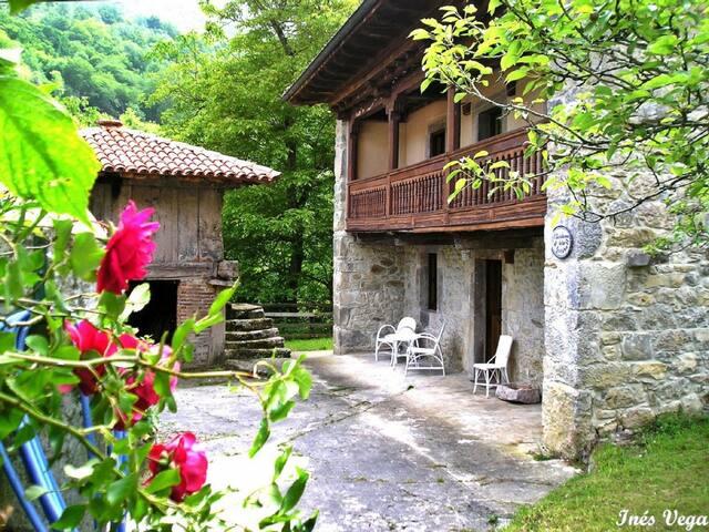 Casa con encanto en Caldueño - Asturias - Rumah