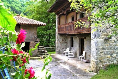 Casa con encanto en Caldueño - Asturias - Hus