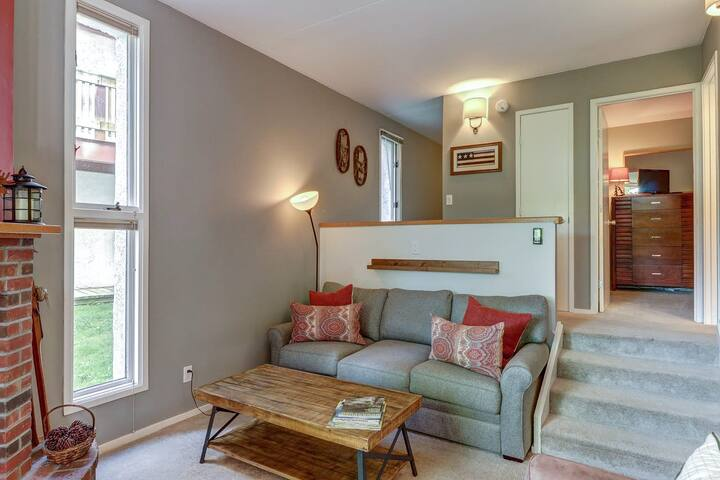 Sugarbush,  Bridges  1 bedroom, Warren, VT