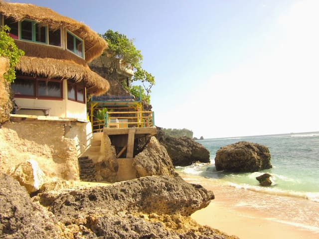 """Beach House in front of the wave """"Impossibles"""" - Kuta Selatan - Appartement"""