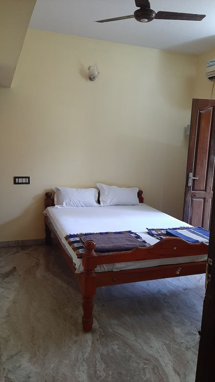 A modern style stay with all basic amenities.