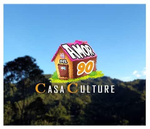 """Turismo rural-Casa cultural-Hostel- """"Amor del 90"""""""