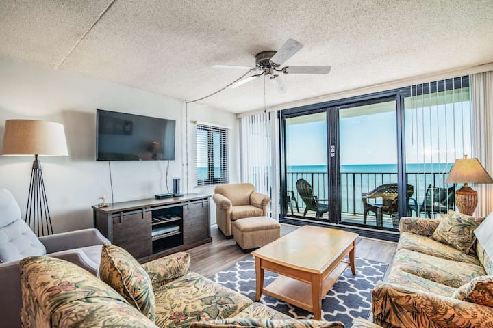Oceanfront, 3 Bedroom - Free Water Park, Aquarium, Golf & More Every Day! HE 501