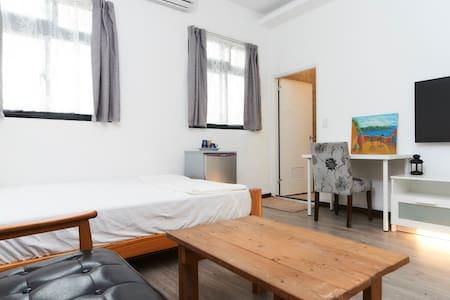 Brand new cozy room near MRT 行天宮(Xingtian Temple) - 台北市