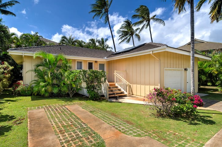 Private Poipu cottage - walking distance to beach - Koloa - House