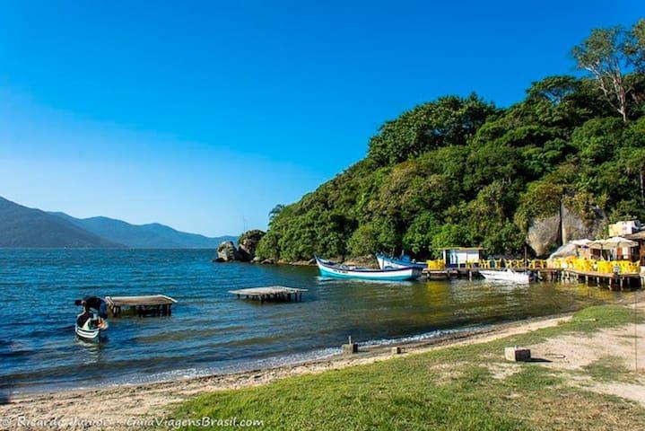 Quarto Aconchegante na Lagoa! - Florianópolis - Appartement