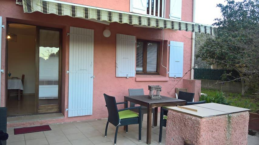 REZ DE VILLA - Haute-Corse - บ้าน