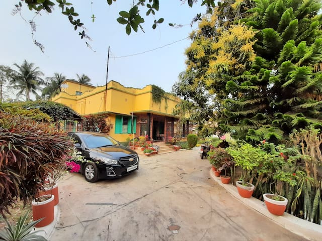 Atithi, Santiniketan - Homestay Entire House