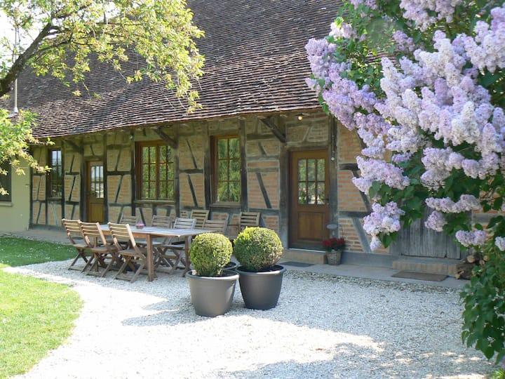 Chambres d'hôtes le Meflatot, Bourgondië