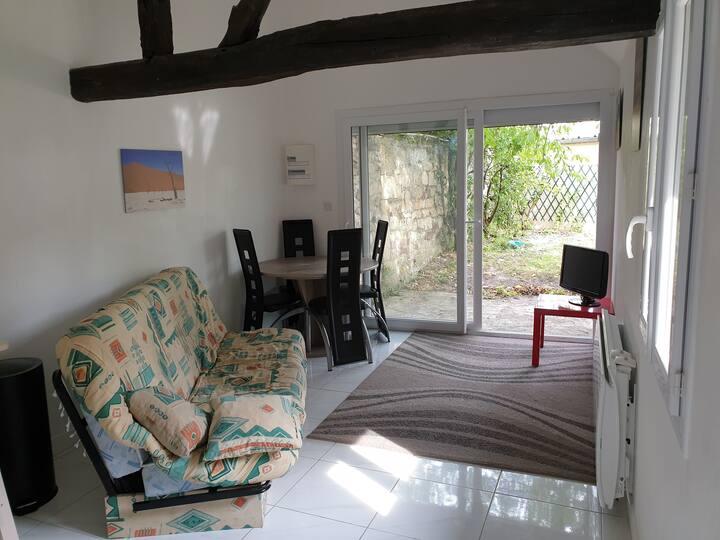 Confortable logement au cœur de la forêt