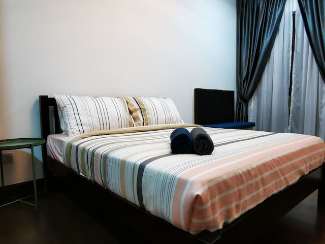Sunway Velocity-Relax and Cozy Home|2Min to Subway