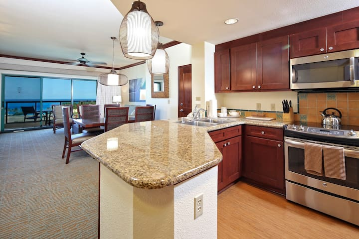Marriott's Ko Olina Beach Club 1 bedroom villa-OV