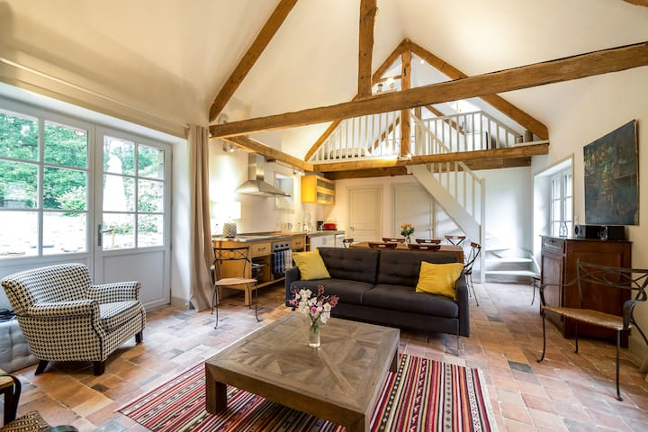 Superb Manor farm Golfe du Morbihan, 4mns from sea - Baden