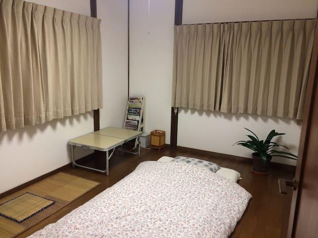 A Japanese style house in Saitama - Hasuda - House