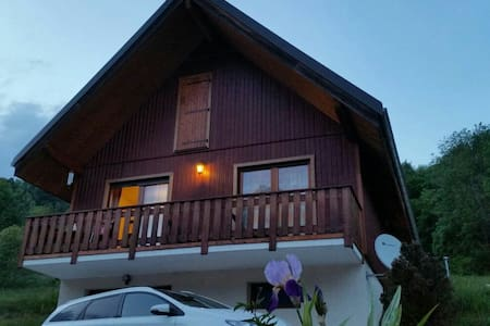 Spectaculary chalet of Lake Annecy - Le Chatelard - Haus