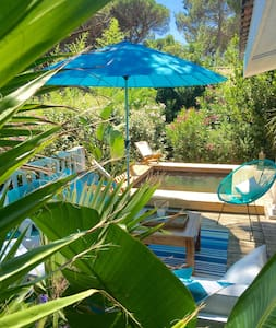 Beautiful southern retreat near St Tropez - Gassin - 独立屋