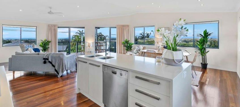Hervey Bay's best views in a beautiful modern home
