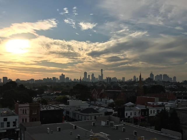 Amazing City Views - South Yarra - Leilighet