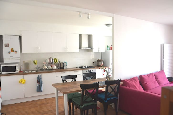 comfortable apartment close to Seine river
