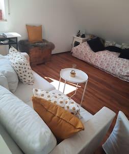 Sonniges Zimmer mit Küche in Künzelsau