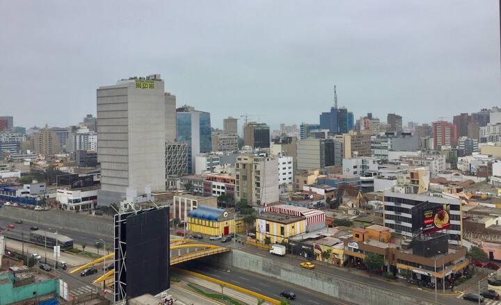 Apartamento acogedor  a 1 paso de Miraflores.