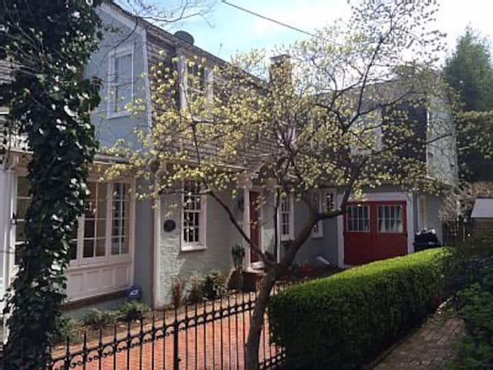 Sophisticated & Spacious Historic Home w/ Parking!