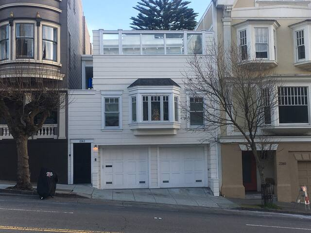 Fabulous Apt. in Pacific Heights
