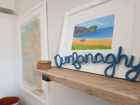 Beautiful Dunfanaghy House with Sea Views
