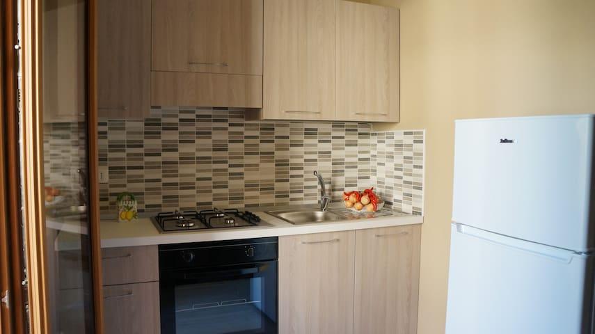 Appartamento Mirto - Otranto - Lägenhet