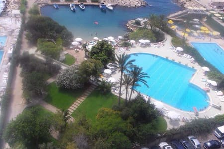 Manar Beach Resort - Maameltein - Xalet