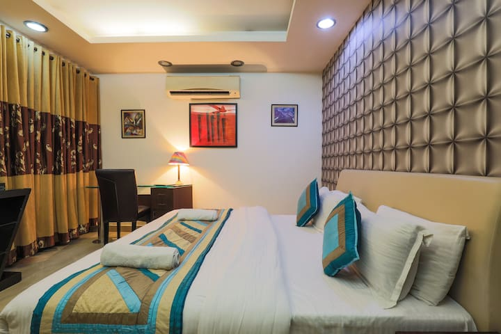 South Delhi Private room @ Boutique Hotel