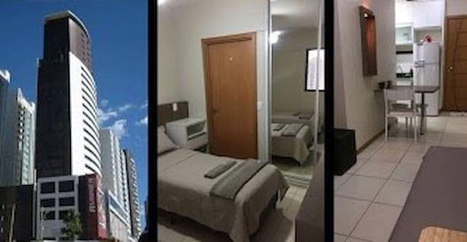 Águas Claras Lindo Apartamento Moove Residence W