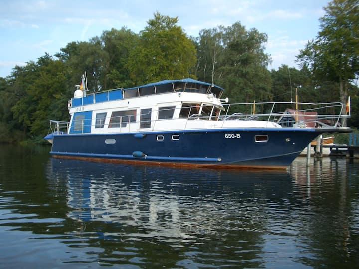 Hausboot Normandie