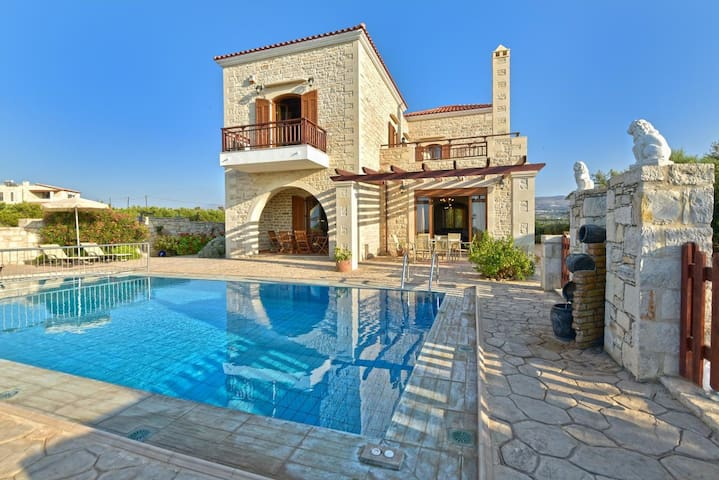 Villa Asteri in rethymno - Arkadi - House