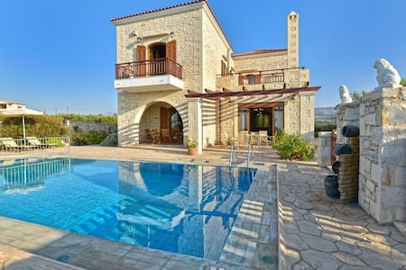 Villa Asteri in rethymno - Arkadi - Haus