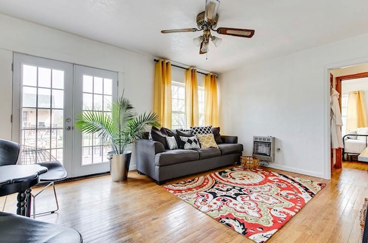 The Kramer Guest House- 3 min to State Fair Park