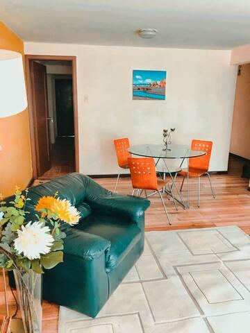 Beautiful cosy apartment Norte de Quito