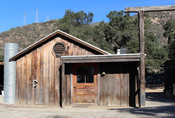 Studio on historic Zorthian Ranch