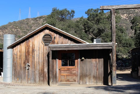 Studio on historic Zorthian Ranch