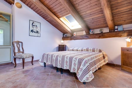 Bed & Breakfast LA RAGANELLA - Camera Lilla - Cantarana