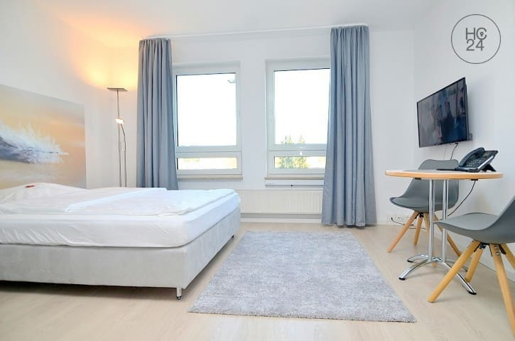 Furnished apartment in front of U1 Stadthalle