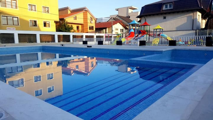 Double rooms in Sangria (5 min from SUNWAVES )