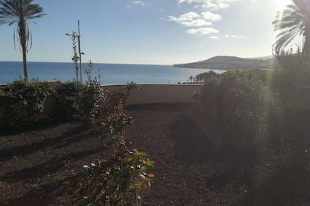 OUTSTANDING VIEWS ON THE SEA FRONT OF COSTA CALMA