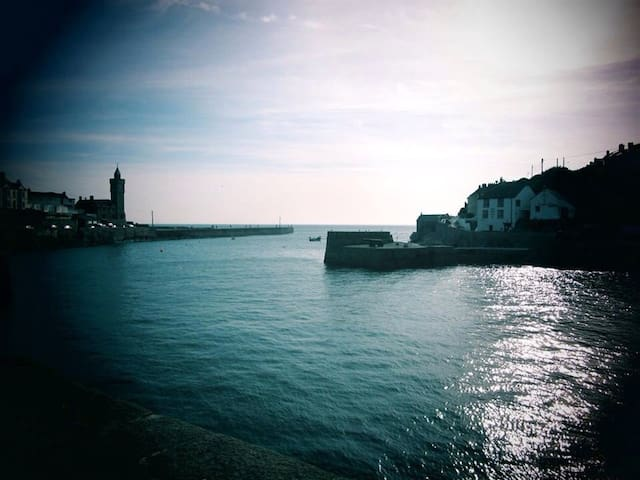NET LOFT, FOOD FESTIVAL special this w|ePORTHLEVEN - Porthleven  - Appartement