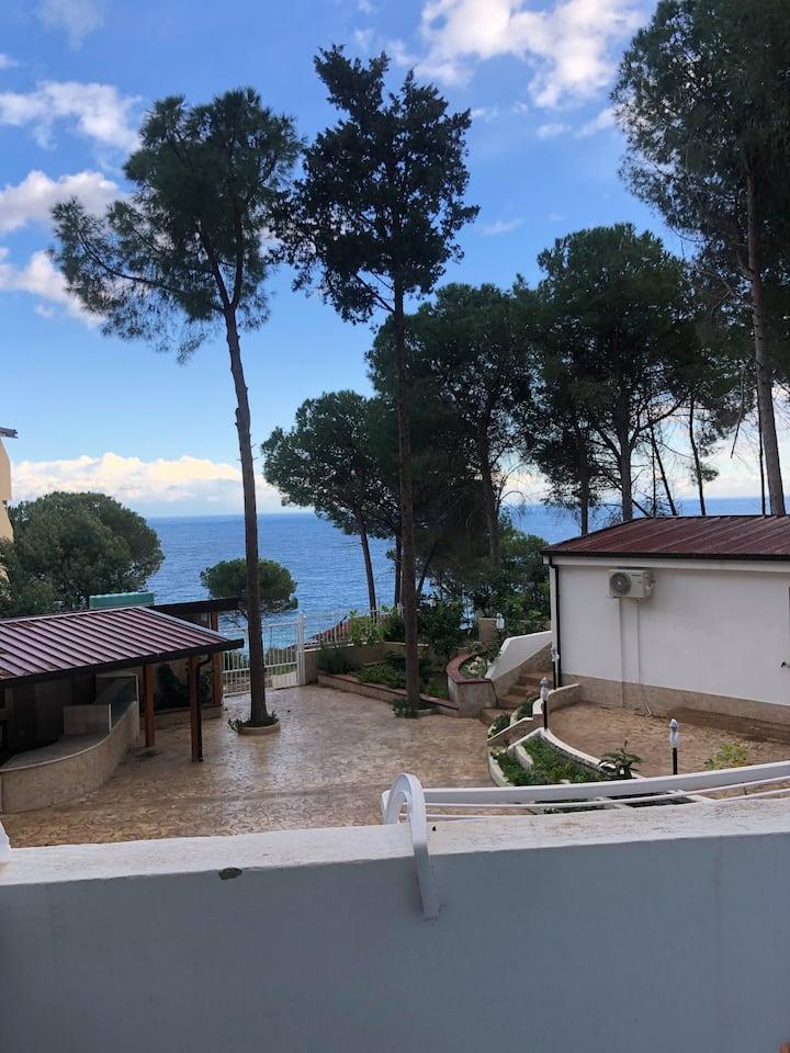 Appartamento affaccio sul mare, Baia di Copanello