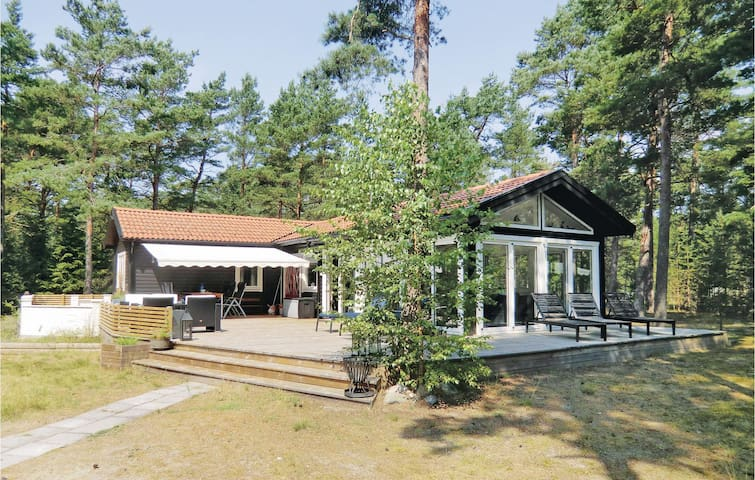 Holiday cottage with 2 bedrooms on 125m² in Yngsjö