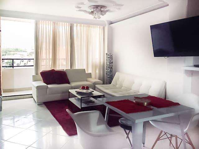 Apartamento compartido con excelente ubicación
