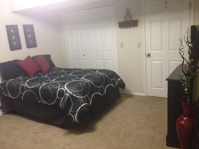 Nice & comfortable private room - Prime Location