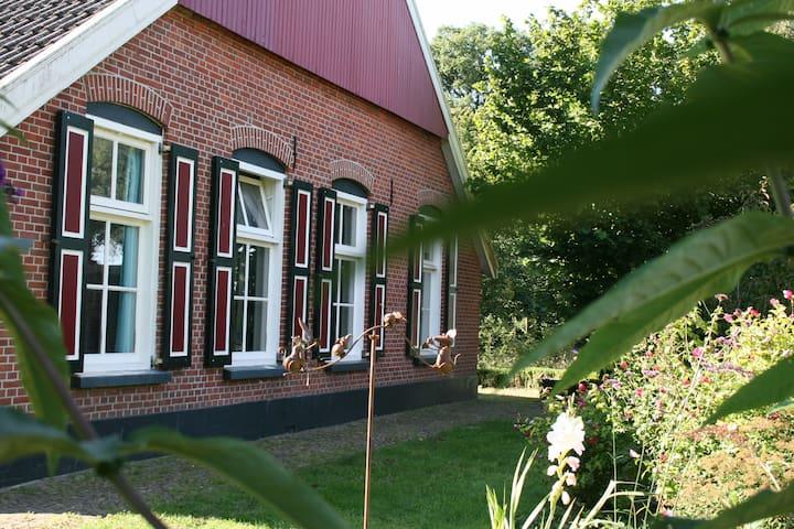 Bed&Kitchen im Bauernhofstil - Aalten - Daire
